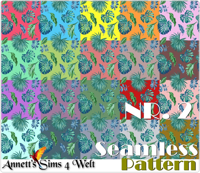 Seamless Patterns at Annett's Sims 4 Welt image 3861 Sims 4 Updates
