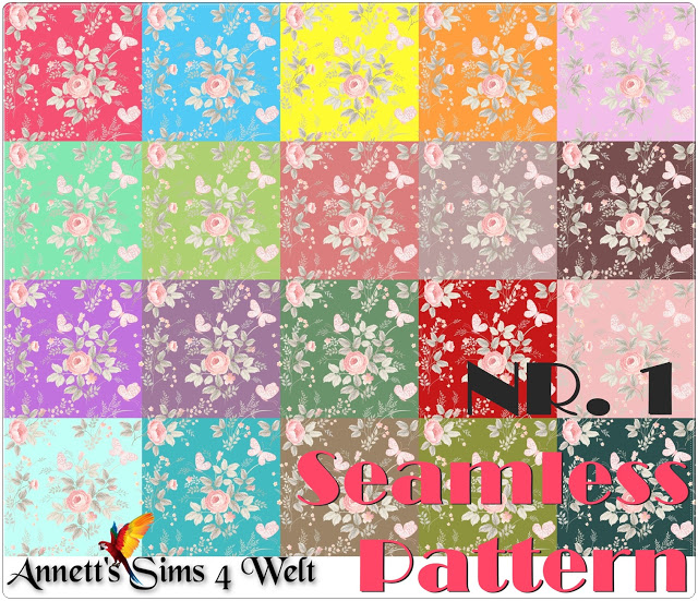 Seamless Patterns at Annett's Sims 4 Welt image 3871 Sims 4 Updates