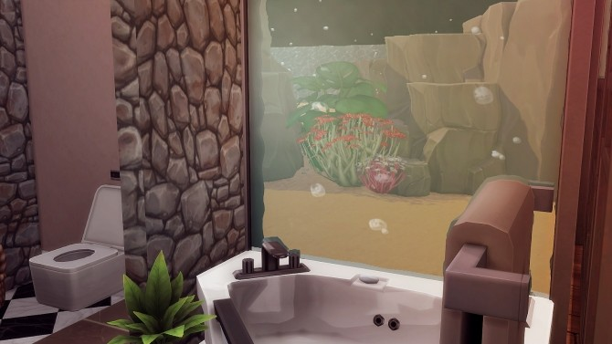 Underwater Tropical House at Akai Sims – kaibellvert image 404 670x377 Sims 4 Updates