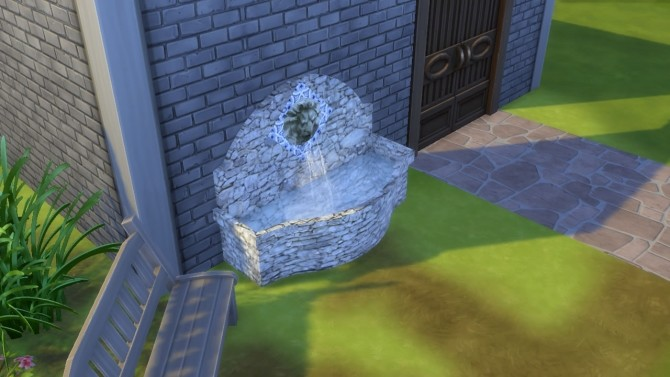 The Leão XV Fountain with animated waterfall by eletrodj at Mod The Sims image 4113 670x377 Sims 4 Updates