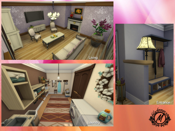 Nikolas home by blackrose538 at TSR image 420 Sims 4 Updates