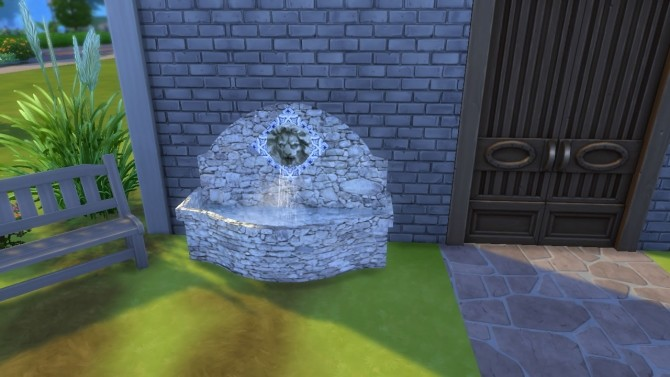 The Leão XV Fountain with animated waterfall by eletrodj at Mod The Sims image 4211 670x377 Sims 4 Updates