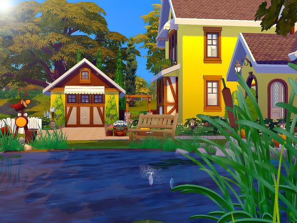 The Willows house by sharon337 at TSR image 439 Sims 4 Updates