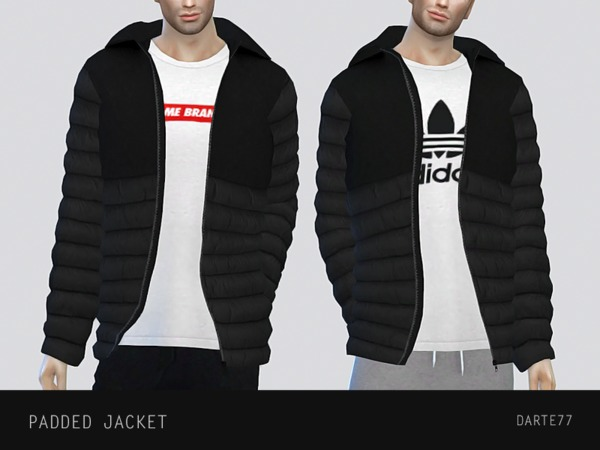 Padded Jacket by Darte77 at TSR image 445 Sims 4 Updates