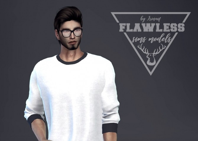 DORIAN at Amber Sim – Flawless image 469 670x479 Sims 4 Updates