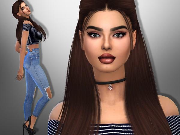 Sims 4 Casandra Martino by divaka45 at TSR