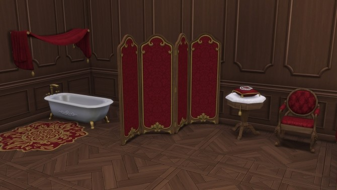 Victorian Divider from TS3 by TheJim07 at Mod The Sims image 526 670x377 Sims 4 Updates