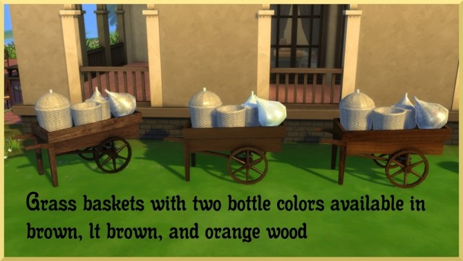 Al Fresco Market Venue TS3 Store to TS4 Conversion by augolds place at Mod The Sims image 5318 670x378 Sims 4 Updates