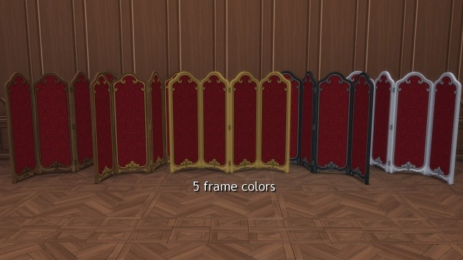 Victorian Divider from TS3 by TheJim07 at Mod The Sims image 536 670x377 Sims 4 Updates