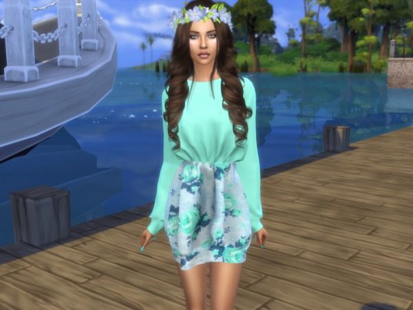 Sims 4 Sunny Summers by divaka45 at TSR