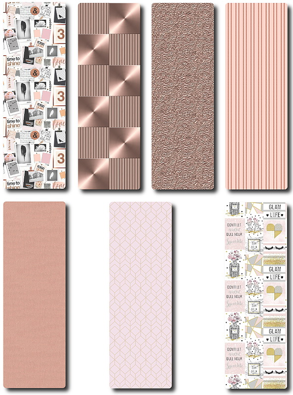 Rose Gold Decor Set recolors by TaTschu at Blooming Rosy image 5610 Sims 4 Updates