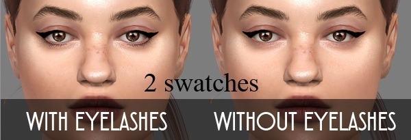 Eyeliner 01 at Descargas Sims image 562 Sims 4 Updates