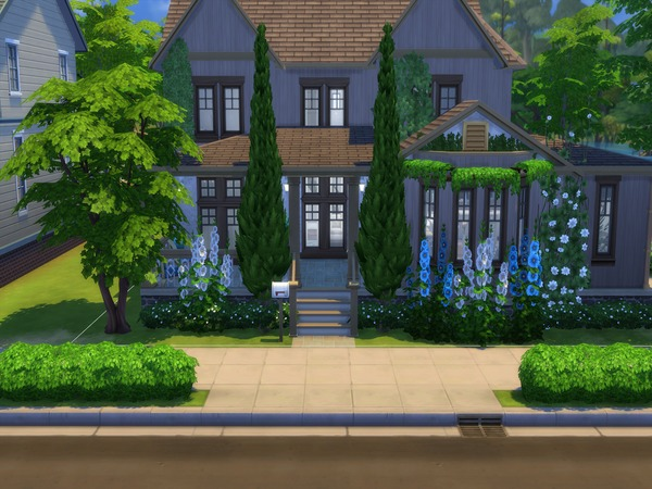 Rockliff Pass house by LJaneP6 at TSR image 574 Sims 4 Updates