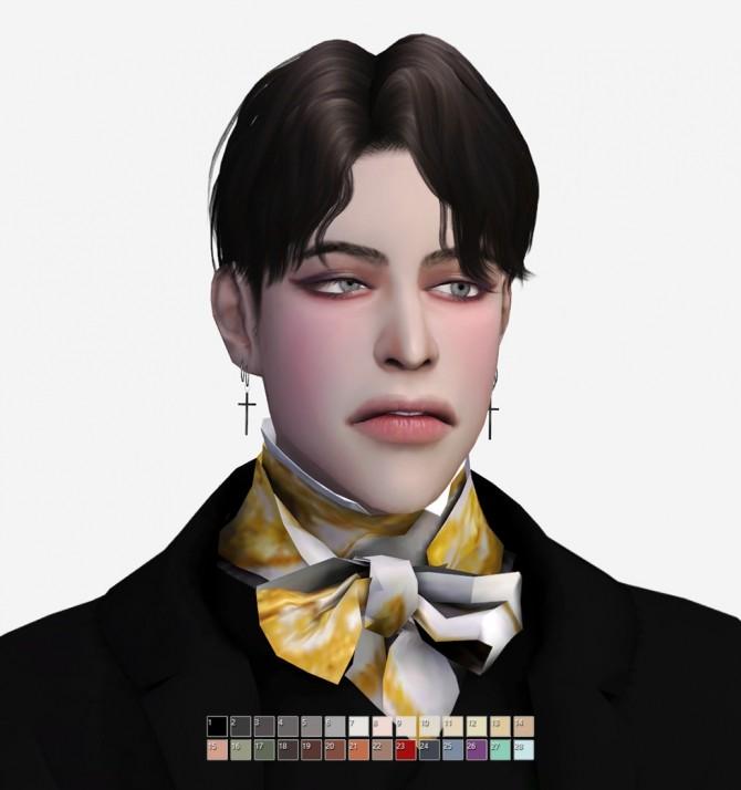 Sims 4 Prince Hair at EFFIE