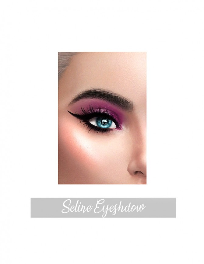 Seline Eyeshadow at FROST SIMS 4 image 663 670x868 Sims 4 Updates