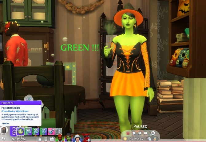 Witchy Brew Cauldron by icemunmun at Mod The Sims image 6918 670x464 Sims 4 Updates