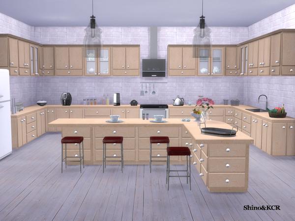 Kitchen Liz by ShinoKCR at TSR image 7515 Sims 4 Updates