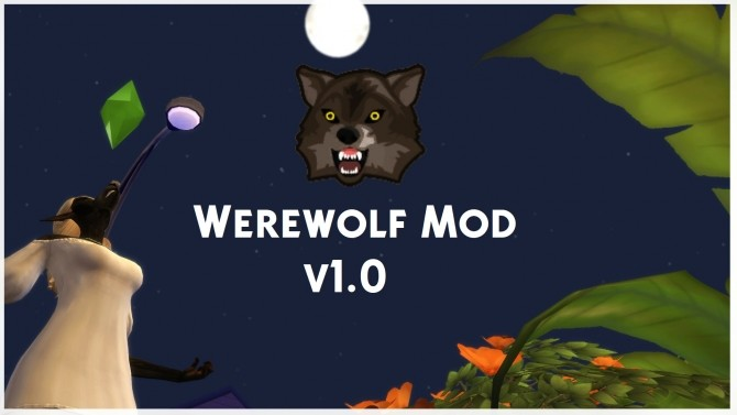 Sims 4 Werewolf Mod V1.0 by Nyx at Mod The Sims