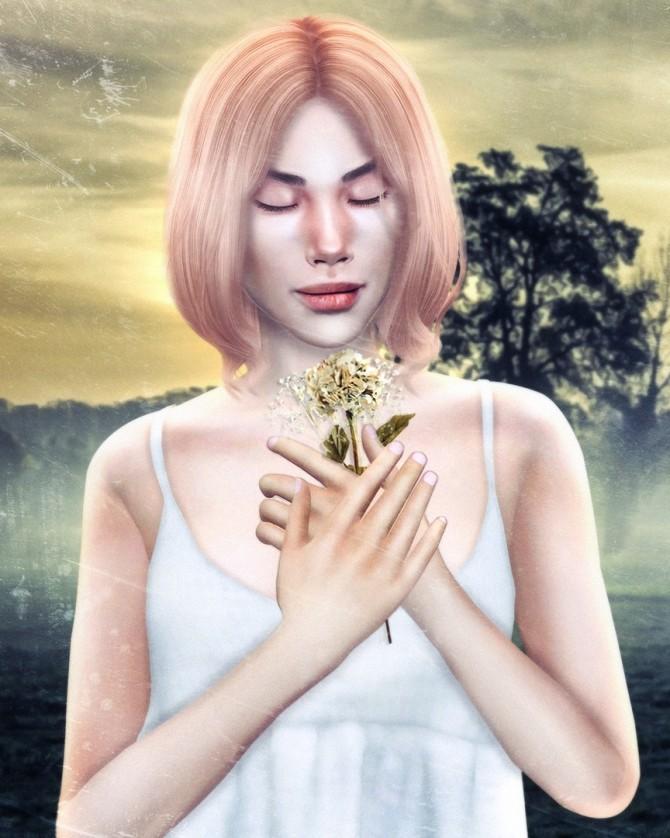 Sims 4 Alba at Katverse