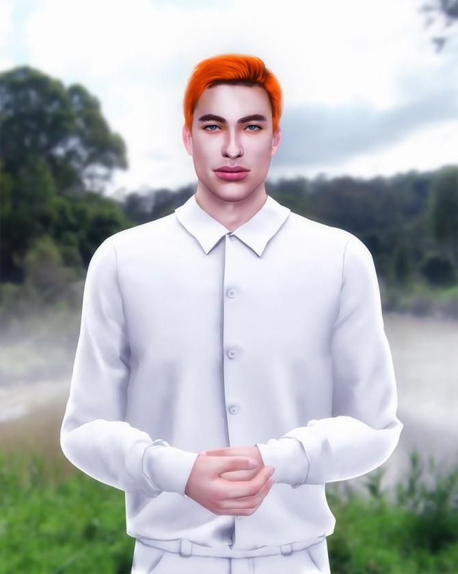 Jason Blossom at Katverse image 782 670x838 Sims 4 Updates