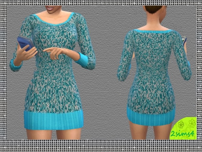 3 mini dresses for autumn by lurania at Mod The Sims image 80 670x503 Sims 4 Updates