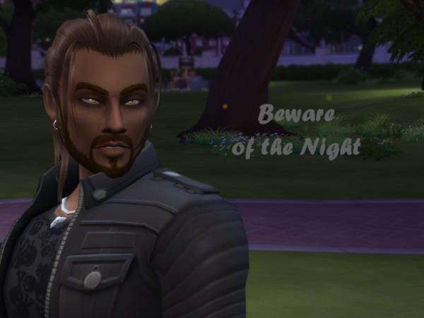 Sims 4 Morgan Wolf by SullyDark at TSR