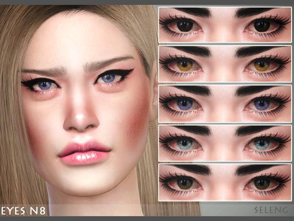 Eyes N8 by Seleng at TSR image 827 Sims 4 Updates