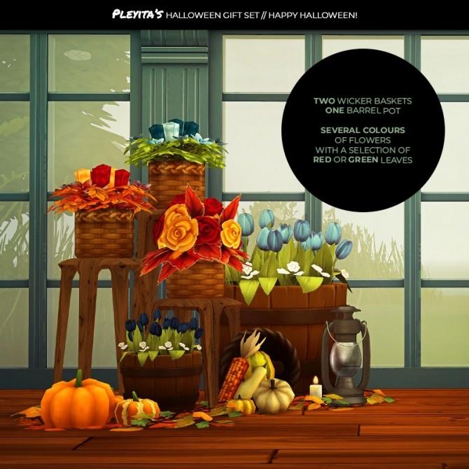 Sims 4 CAROLINE RUGS, ADAMSKA SPECIAL Flowers & THE FOILS SET at Pleyita