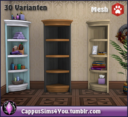 Shelf at CappusSims4You image 88 Sims 4 Updates