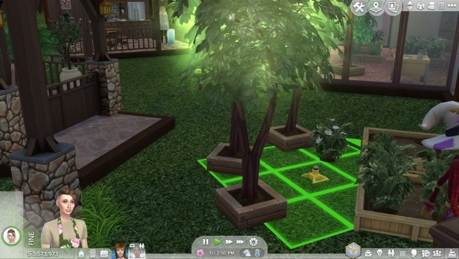 Sims 4 Indoor Sprinkler by Itsmysimmod at Mod The Sims