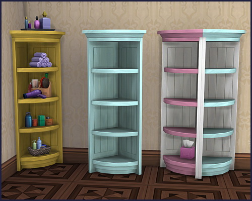 Shelf at CappusSims4You image 90 Sims 4 Updates