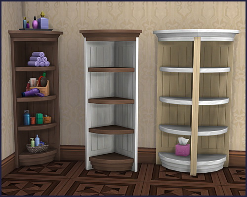 Shelf at CappusSims4You image 91 Sims 4 Updates