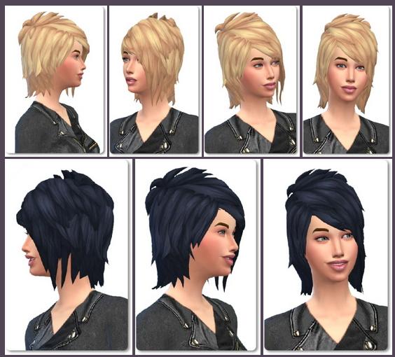 Sims 4 Joan Hair at Birksches Sims Blog