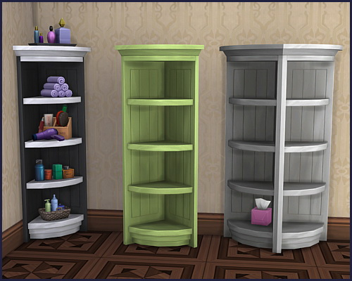 Shelf at CappusSims4You image 92 Sims 4 Updates