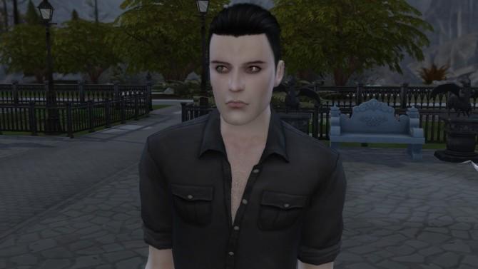 Sims 4 Ben Burnley (Breaking Benjamin) at Tatyana Name