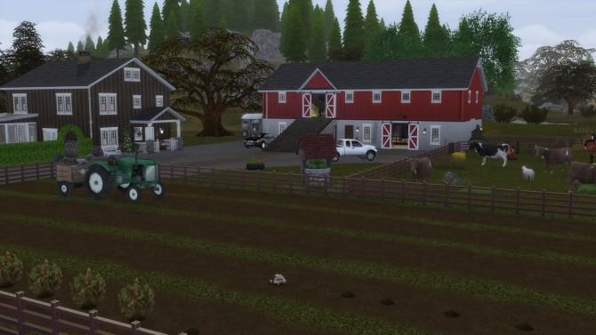 The Farm at Alial Sim image 956 670x377 Sims 4 Updates