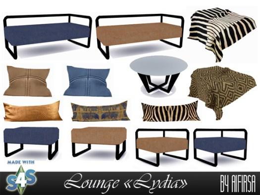 Lydia livingroom at Aifirsa image 9612 Sims 4 Updates