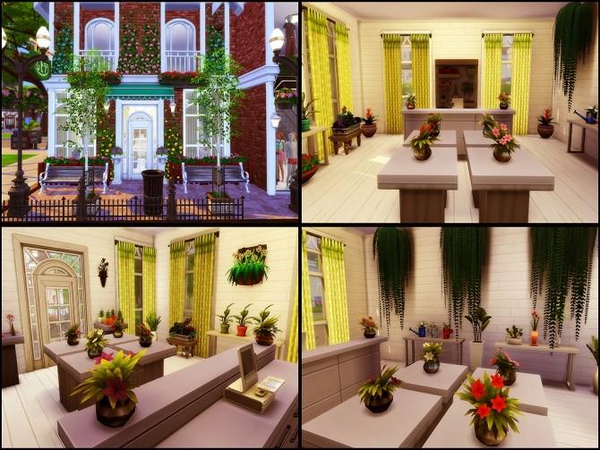Gloria Shopping Street (NO CC) at MSQ Sims image 97 670x503 Sims 4 Updates