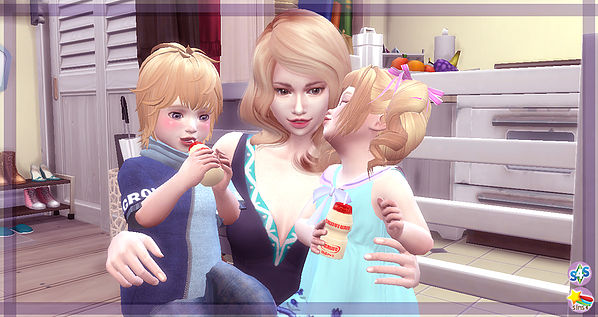 Lactic acid drink Pose at A luckyday image 973 Sims 4 Updates