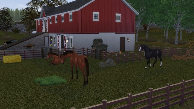 Sims 4 The Farm at Alial Sim