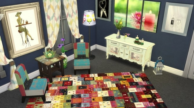 Cocktails and Candlelight by Ivyrose at Blooming Rosy image 1001 670x375 Sims 4 Updates