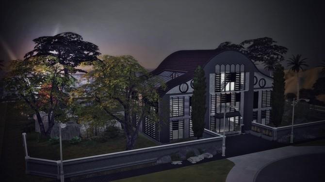 Sims 4 FAMOUS VILLA at SoulSisterSims