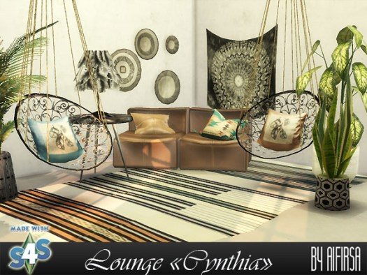Cynthia lounge at Aifirsa image 1023 Sims 4 Updates