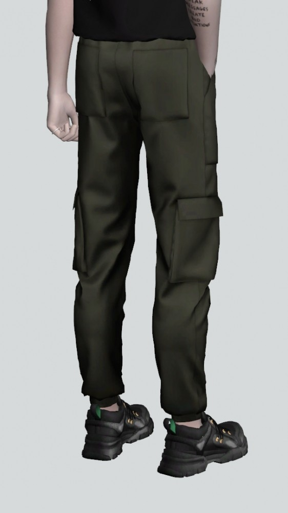 Cargo Pants At Rona Sims 187 Sims 4 Updates