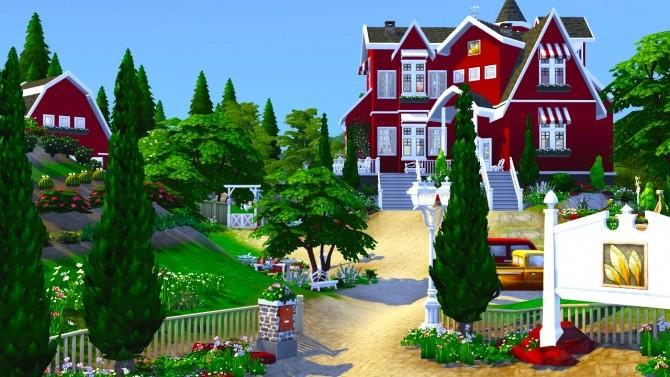 FLOWER FARM at BERESIMS image 1038 670x377 Sims 4 Updates