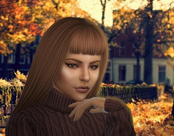 Angela Maveric at Amis image 1051 670x526 Sims 4 Updates