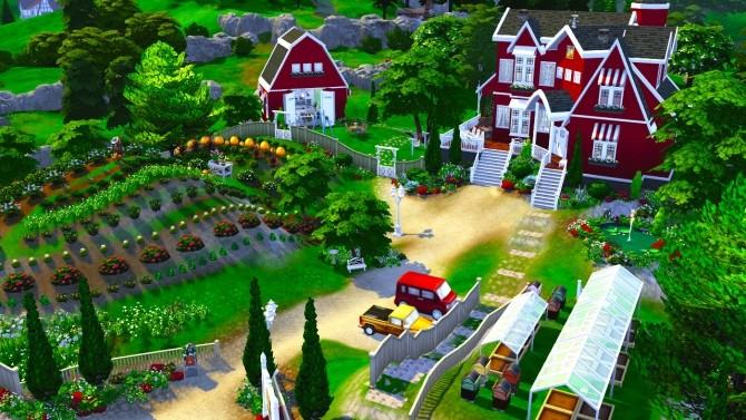 FLOWER FARM at BERESIMS image 1058 670x377 Sims 4 Updates