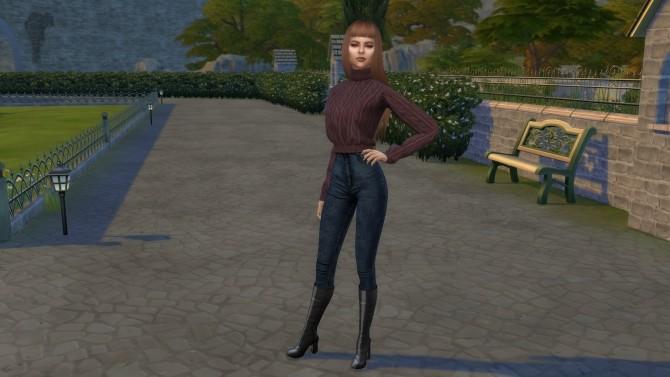 Angela Maveric at Amis image 1071 670x377 Sims 4 Updates