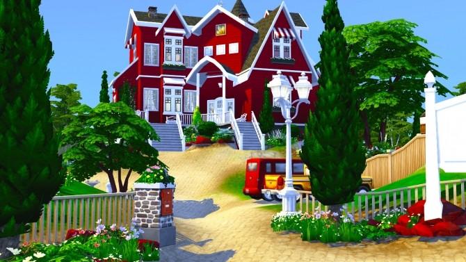 FLOWER FARM at BERESIMS image 1078 670x377 Sims 4 Updates