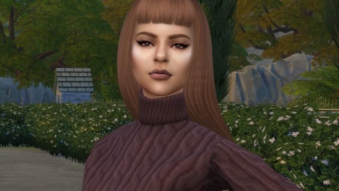Angela Maveric at Amis image 1081 670x377 Sims 4 Updates